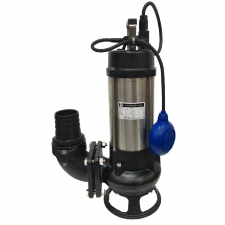 1500SV 3 inch Hosetail Connection Vortex sibmersible pump